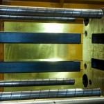 Fotografie componenti industriali