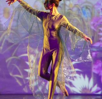 Servizio fotografico spettacolo di danza