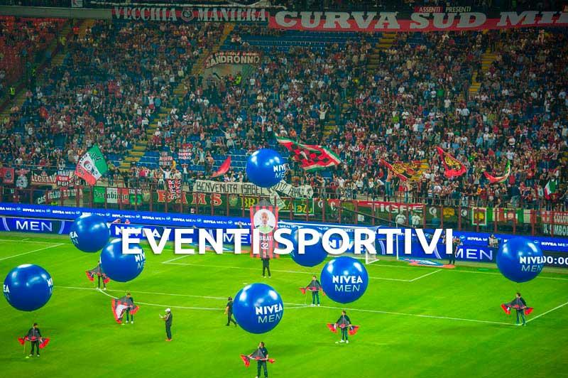servizi fotografici e video per eventi sportivi milano